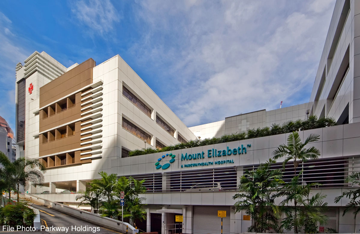 Berobat Ke Rumah Sakit Mount Elizabeth Orchard