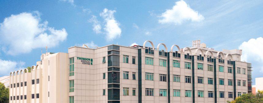 Rumah Sakit Thomson Medical Centre Singapura